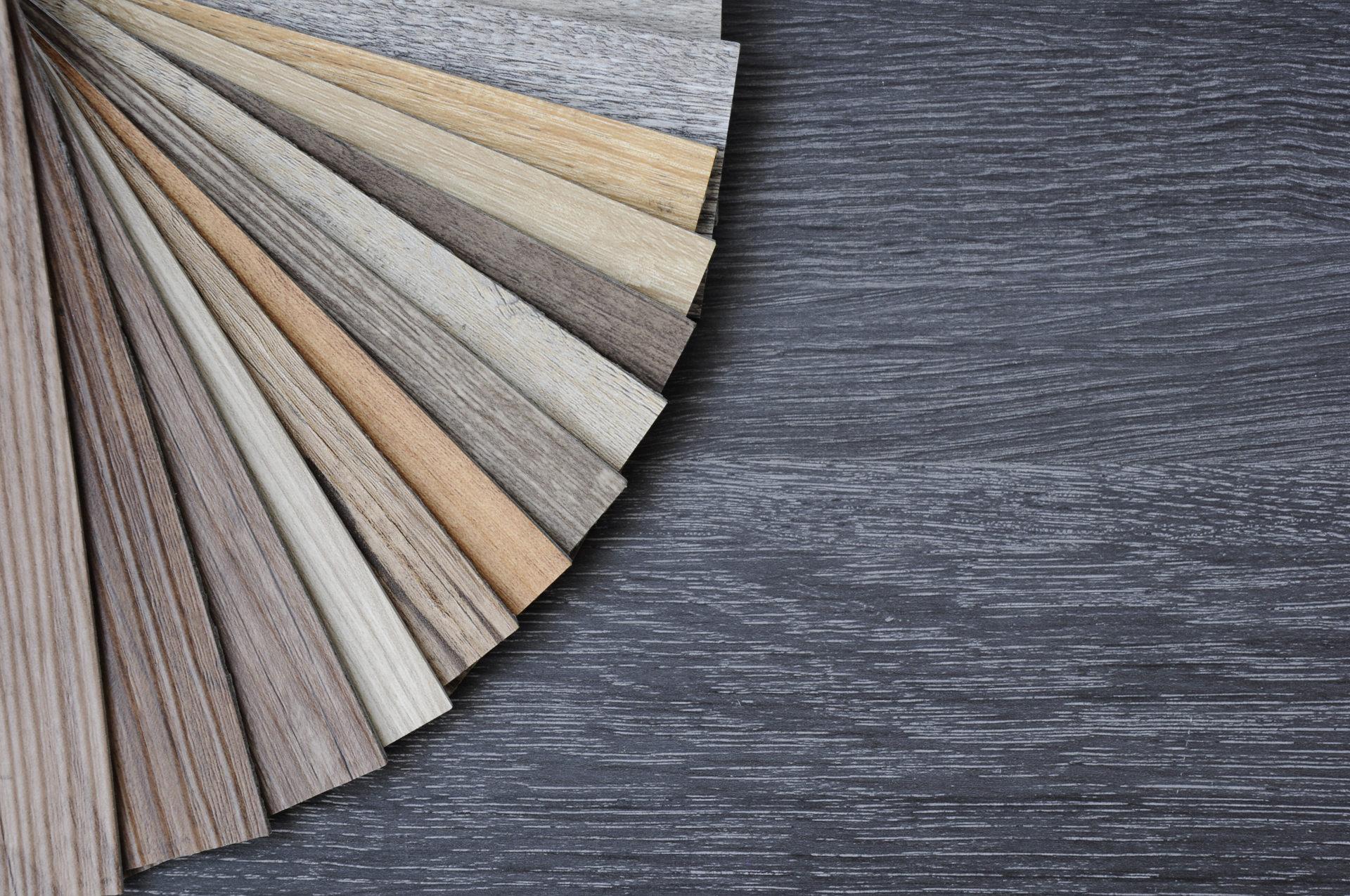 Wooden flooring types