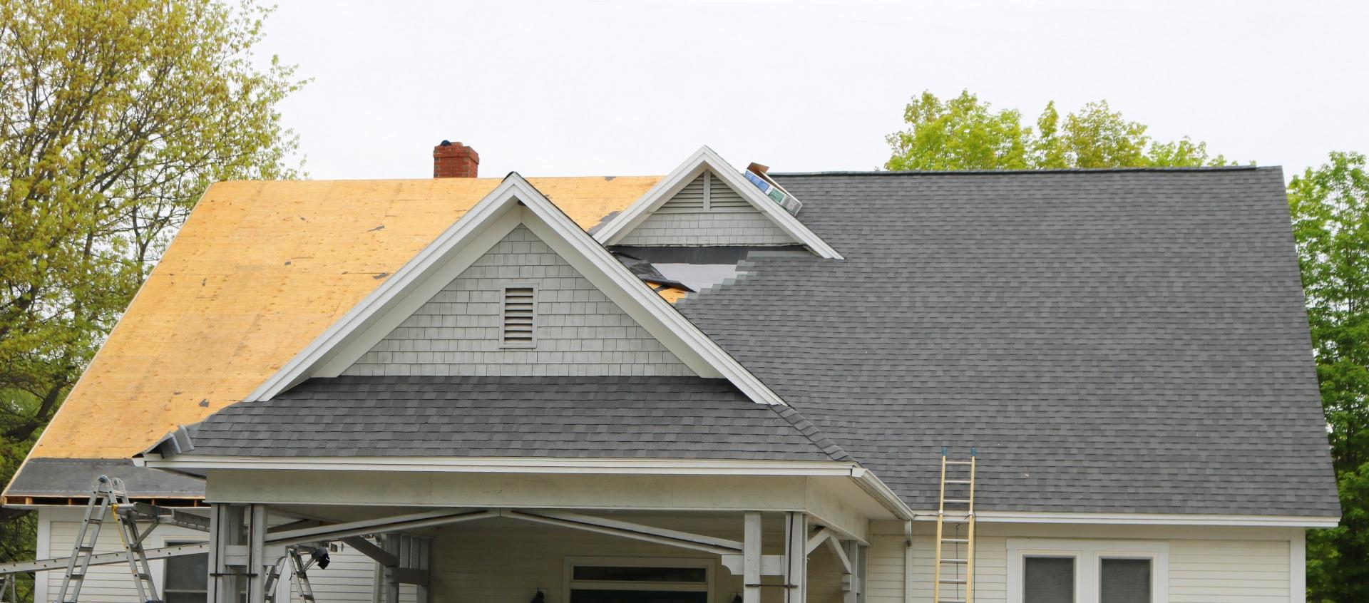 Yellow grey construction