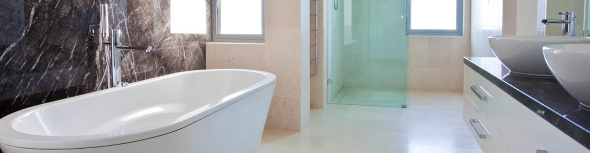 How to Make a Small Bathroom Look Bigger - Service.com.au